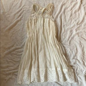 Hollister Lace Shift Dress